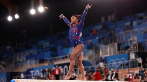 5 to Watch: Simone Biles Looks to Balance for Gold, Springsteen Makes Debut