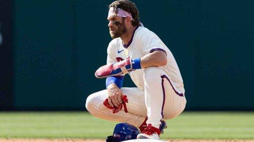 Bryce Harper OK After Injury Scare; Phillies Activate Odubel Herrera