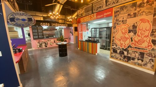Bon Appetit: National City's New Food Hall Opens With 14 Diverse Vendors