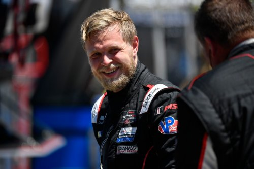 Kevin Magnussen will make his IndyCar debut at Road America in place of Felix Rosenqvist