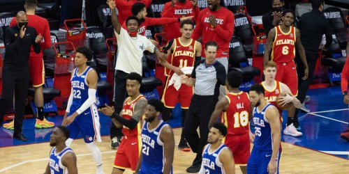 Sixers' Game 5 loss ranks among biggest NBA playoff collapses
