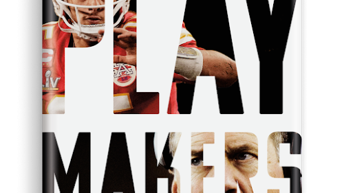 The first episode of the Playmakers podcast has landed