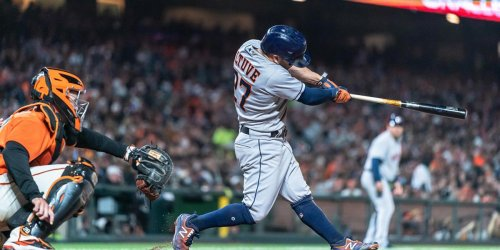 What we learned as Giants drop opener to AL-leading Astros