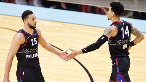 """Danny Green says 76ers players wanted to meet with Simmons """"on a personal level"""""""