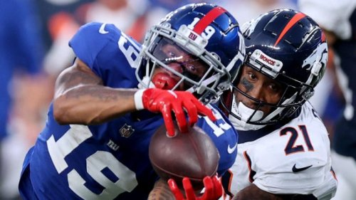 Kenny Golladay, Evan Engram questionable for Giants