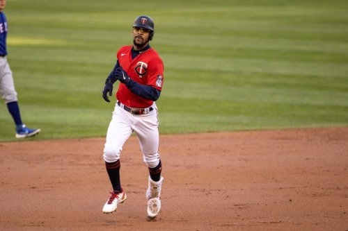 Twins place Byron Buxton on 10-day IL with hip strain