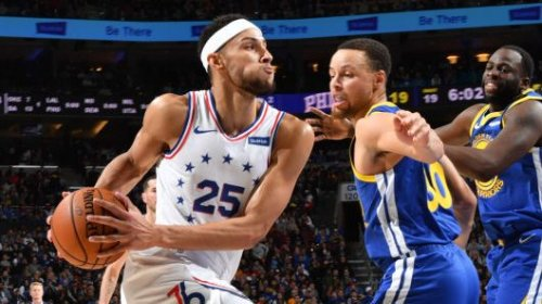 Warriors reportedly out of Simmons sweepstakes, will not surrender All-Star