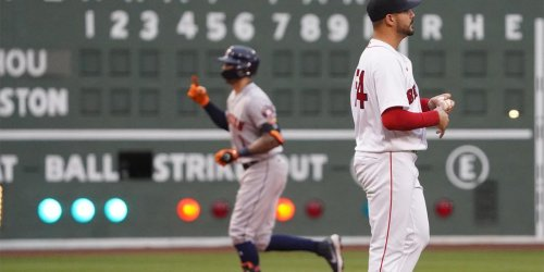 Tomase: Red Sox' rotation woes extend beyond sticky substances