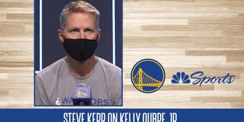 Warriors injury report: Steve Kerr gives update on Kelly Oubre Jr.