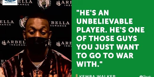 Kemba on Smart's clutch plays: He just wants to win, what more can you ask?