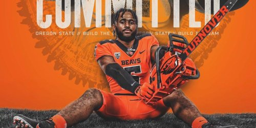 JUCO All-Conference safety Ian Massey commits to Oregon State Beavers