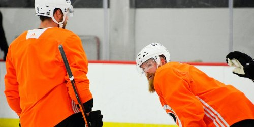 Facing another unbeaten team, will Flyers have Ellis this time?