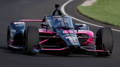 Helio Castroneves in second Meyer Shank Racing ride full time for 2022; Jack Harvey out