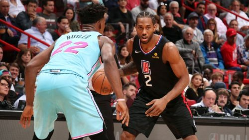 Could Kawhi Leonard leave Clippers for Heat as free agent?