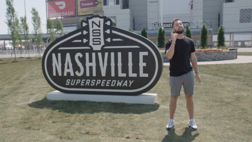 Up To Speed with Trey Kennedy: Exploring NASCAR at Nashville