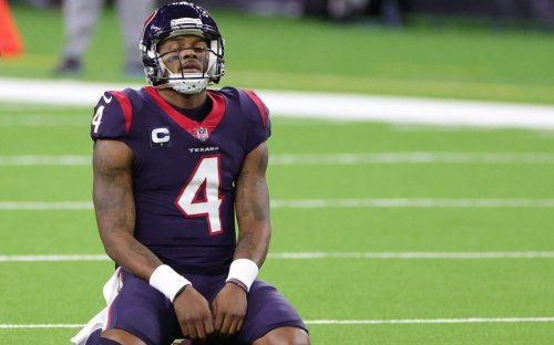 Report: Texans rejected Deshaun Watson offer of three first-round picks and three first-round picks before draft