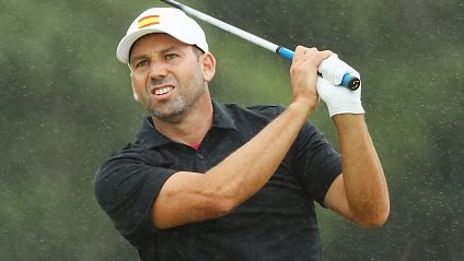 Sergio Garcia out; Olympic men's golf field announced