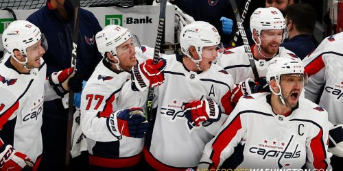 5 Capitals storylines to watch in the 2021 offseason
