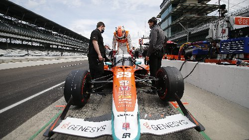 IndyCar entry list for the 105th Indy 500 at IMS