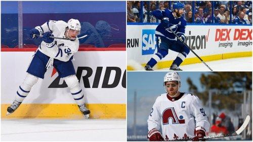 Matthews, Hedman, Avs' Reverse Retros top 2020-21 NHLPA Player Poll