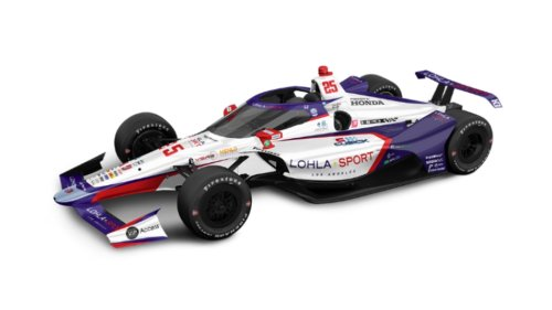 Stefan Wilson added to six-driver, Indy 500 lineup for Andretti Autosport