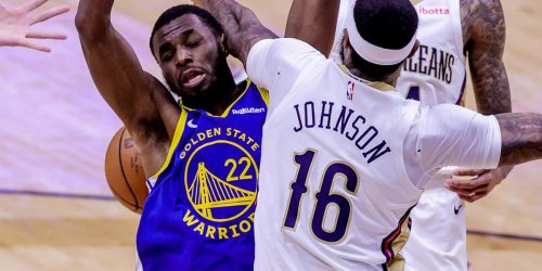 Warriors, Pelicans each hurt by one missed call, NBA says