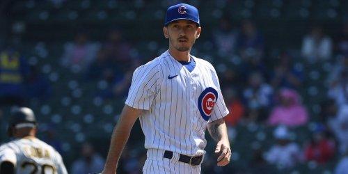 Cubs David Bote lauds Zach Davies' 'boring success'