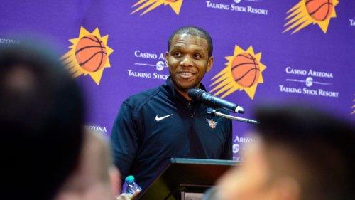 Phoenix Suns' James Jones wins NBA Executive of the Year