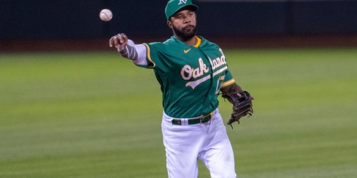 Andrus' struggles magnified by Semien's big series vs. A's