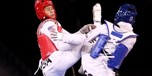 Paige McPherson Loses Bronze Medal Bout to Egypt's Hedaya Wahba