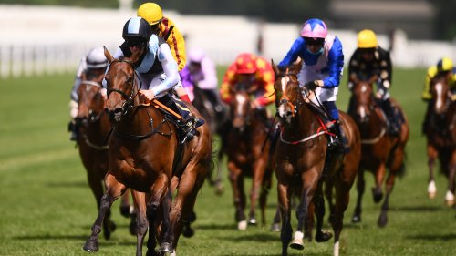 Royal Ascot 2021: Quick Suzy runs down Twilight Gleaming to win Queen