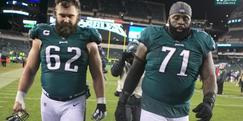 Jason Kelce reflects on what made Jason Peters so valuable