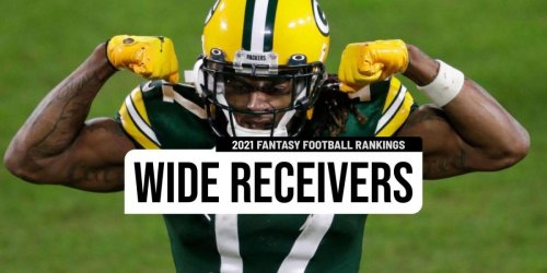 Fantasy football rankings 2021: Top 25 WRs in your draft
