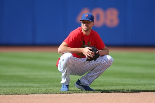 Mets place Jacob deGrom on IL with forearm tightness