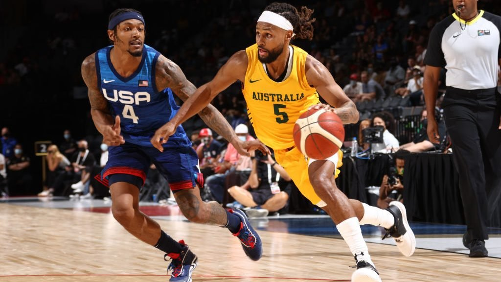 Australia hands U.S. men's basketball team second straight loss in pre-Olympic exhibitions – OlympicTalk