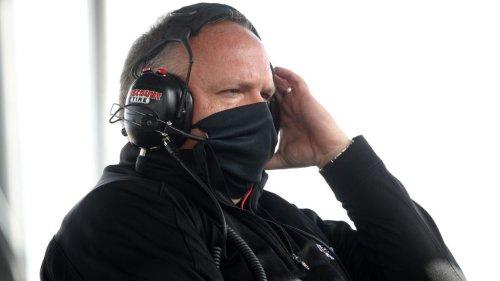 Team Penske crew chief Jeremy Bullins out for Darlington