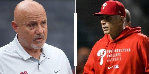 Nats GM calls Girardi a 'con artist' and Scherzer incident 'embarrassing for Phillies'