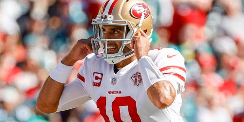 Report: Patriots gauged trade price for Jimmy G at draft
