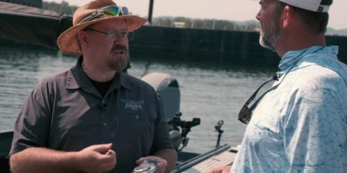 Outdoor GPS: Talking bass with Pure Fishing - Part 2