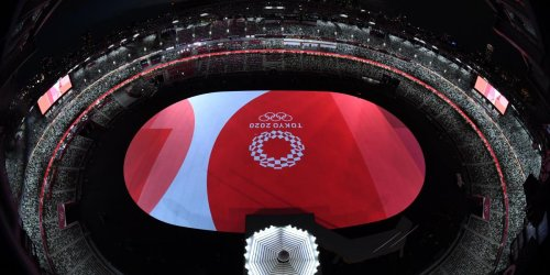 Tokyo Olympics Opening Ceremony in Pictures
