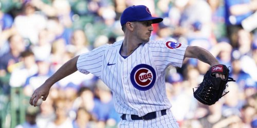 Observations: Davies deals, Cubs complete Cards sweep