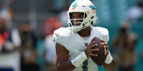 2021 NFL QB Injuries: Tagovailoa, Dalton, Taylor exit in Week 2