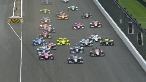 Extended Highlights: Rinus VeeKay wins IndyCar Series GMR Grand Prix