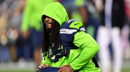 Marshawn Lynch teams up with Dr. Anthony Fauci to discuss vaccine reluctance