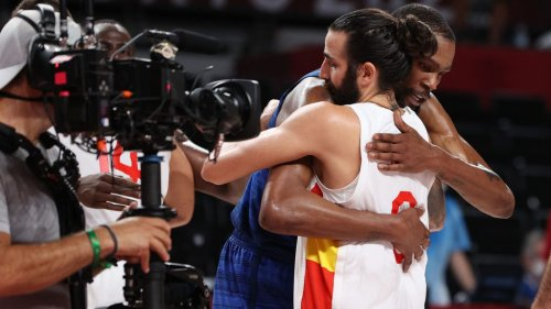 Ricky Rubio erupts, but Team USA survives Spain to reach Tokyo Olympic semifinals