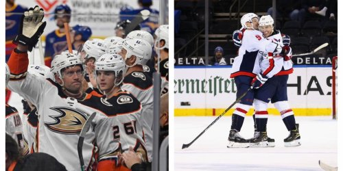 Oshie's heartfelt exchange with Backes after emotional hat trick