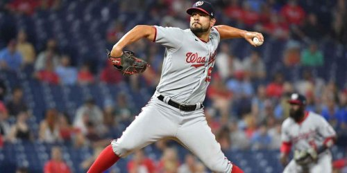 A big NL East domino reportedly falls in trade market for relievers