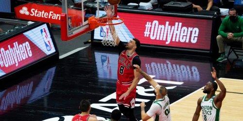 Observations: Vučević, White, LaVine lead Bulls past Celtics
