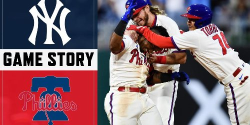 Segura the hero again as Phillies overcome blown lead