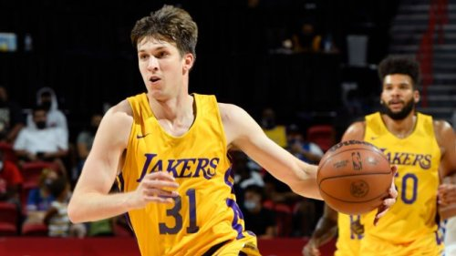 Report: Lakers converting Austin Reaves from two-way to regular contract